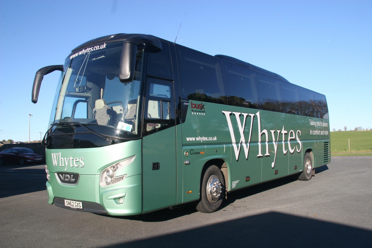 Whytes Coach Tours